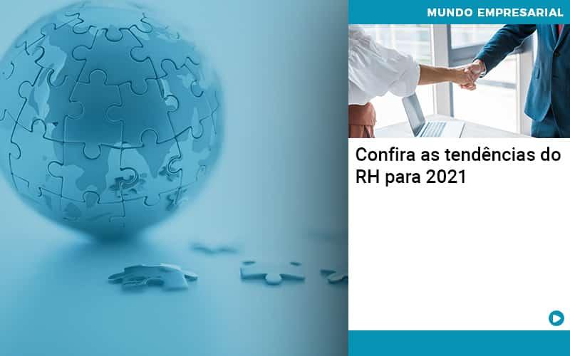 Confira As Tendencias Do Rh Para 2021 - Conexão Contábil